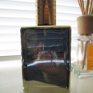 BEACH IN A BOTTLE | Estee Lauder's Bronze Goddess Perfume