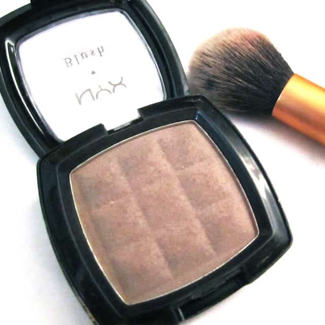 NYX BLUSH IN TAUPE – THE ULTIMATE CONTOUR?