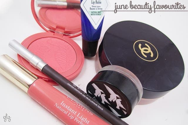 JUNE BEAUTY FAVOURITES 2013