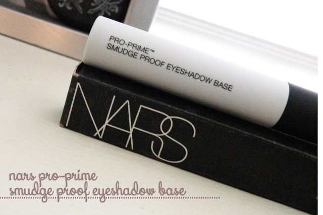 BASE BASICS | Nars Pro-Prime Smudge Proof  Eyeshadow Base