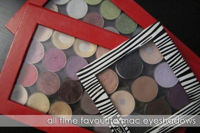 ALL TIME FAVOURITES | Mac Eyeshadows