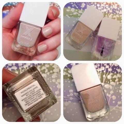 NUDE NAILS | Formula X for Sephora Does it Again!