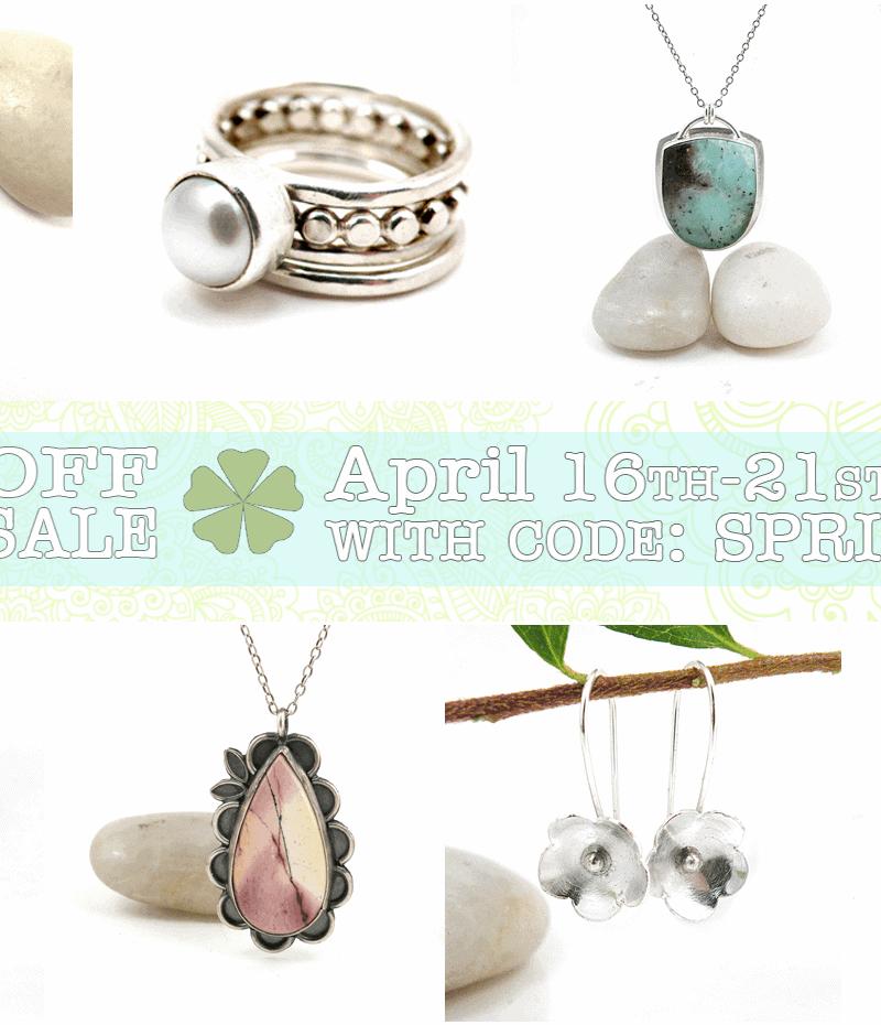 BLING   Bella-Bijou Jewellery 20% off Spring Sale
