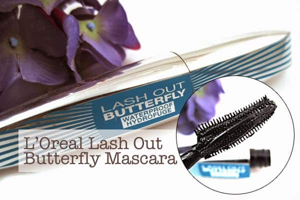 MONTHLY MUST BUY | L'Oreal Butterfly Mascara