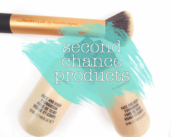 SECOND CHANCES | Mac Face & Body Foundation