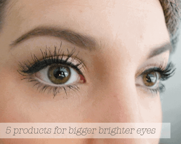 BIGGER BRIGHTER EYES | With 5 Products