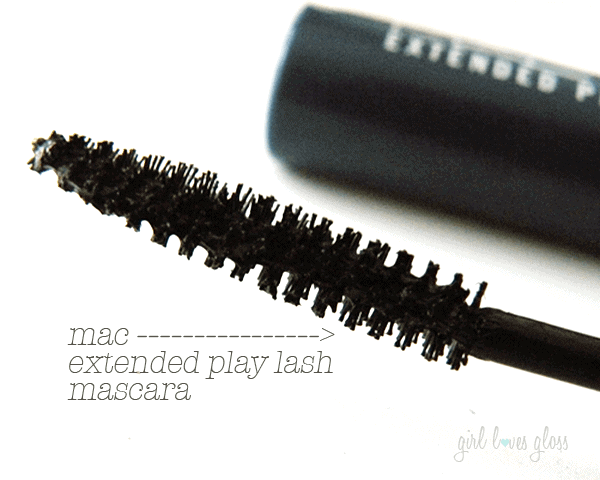Mac extended play mascara
