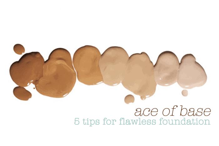 5 tips for flawless foundation on girllovesgloss.com mac dior estee lauder illamasqua
