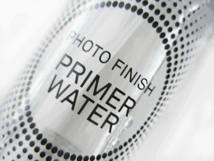 smashbox photo finish primer water review on girllovesgloss.com
