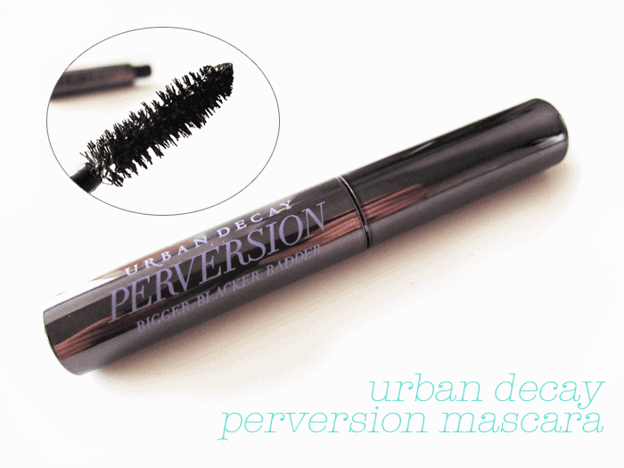 Mascara Monday | Urban Decay Perversion Mascara