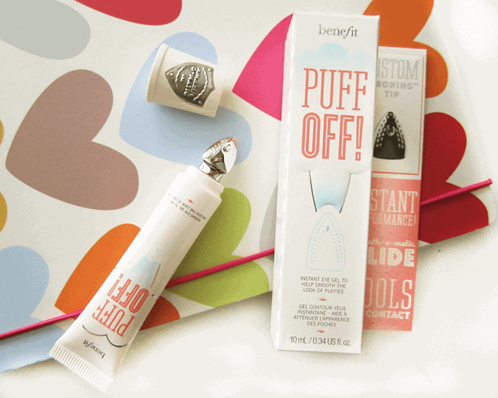 New Kid On the Block   Saying 'Puff Off' to Tired Puffy Eyes With Benefit Puff Off