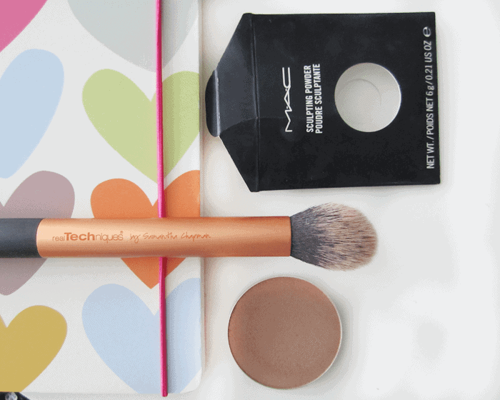 A Pale Girl's Products for Natural Looking Contour