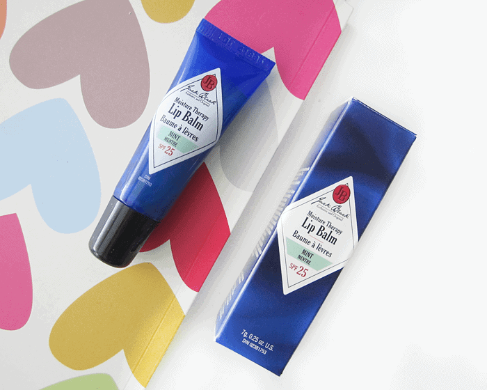 Jack Black Intense Therapy Lip Balm Review GirlLovesGloss.com