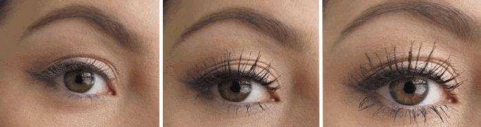 l'oreal voluminous butterfly intenza mascara review before and after