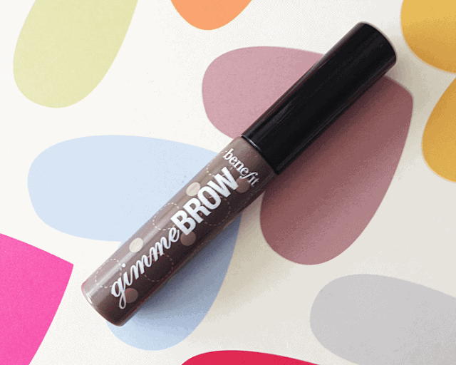Benefit Gimme Brow Product Review Eyebrows