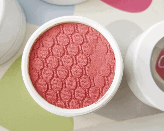 Colour Pop blush in Bonus, Holiday