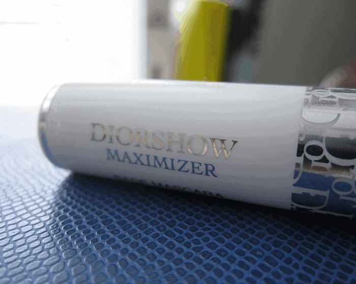 Dior Diorshow Lash Maximizer Primer Review