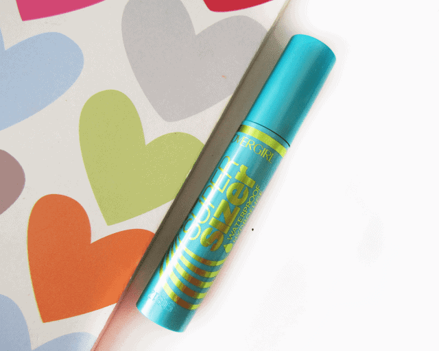 covergirl super sizer mascara review before and after