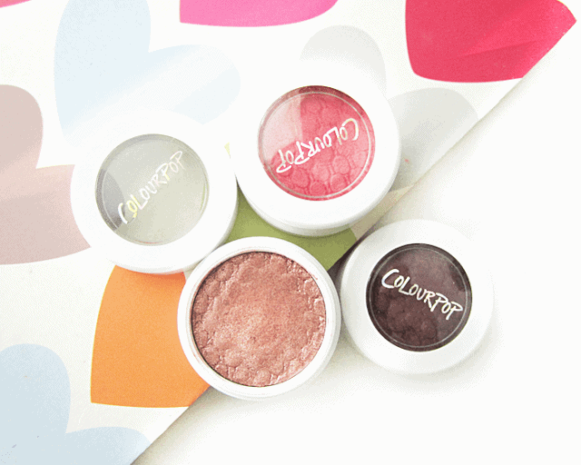#sundaysteals colourpop cosmetics la la eyeshadow