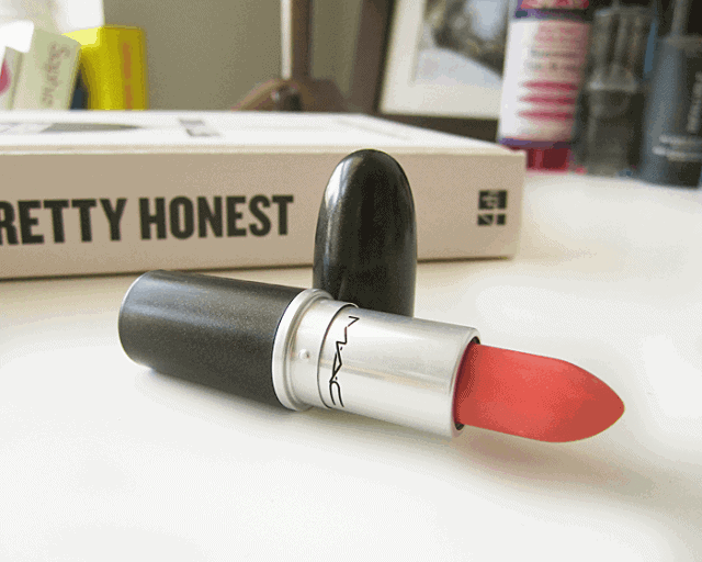 mac razzle-dazzler lipstick review swatch