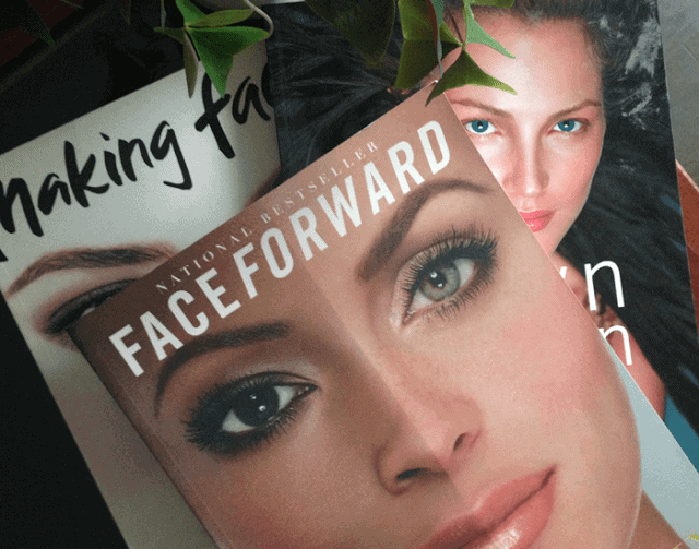 My makeup story, Kevyn Aucoin making faces, faceforward