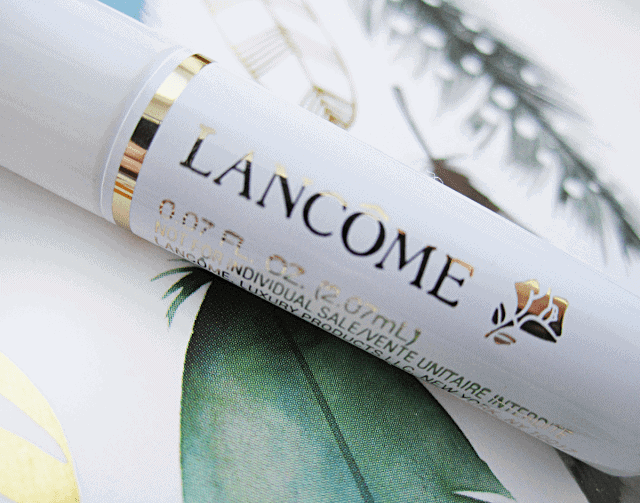 lancome cils booster xl eyelash primer review before and after
