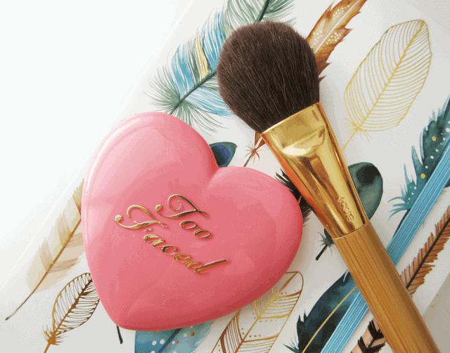 Too Faced Love Flush Blush in Love Hangover