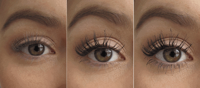 IT Cosmetics Tightline Mascara Review and before and after demo
