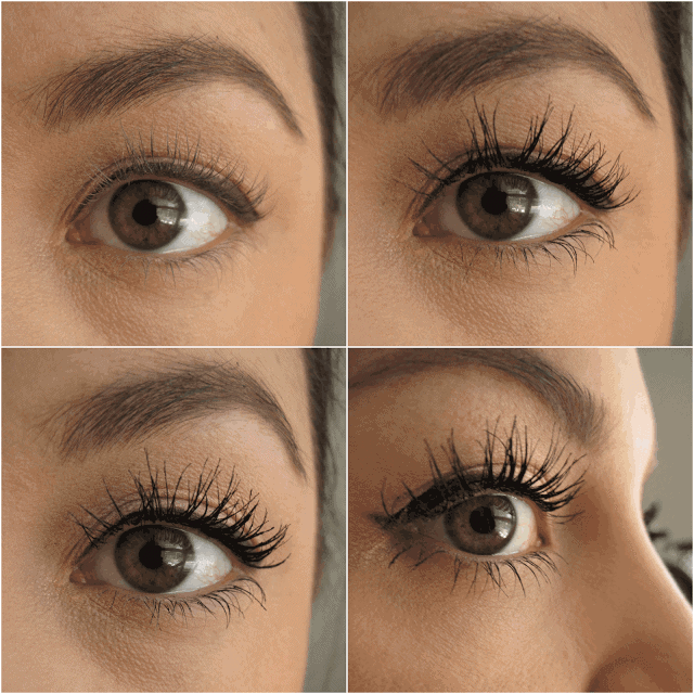 Charlotte Tilbury Full Fat Lashes Mascara review with before and after