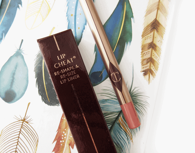 Sunday Splurge | Charlotte Tilbury Lip Cheat Lip Liner in Pillow Talk