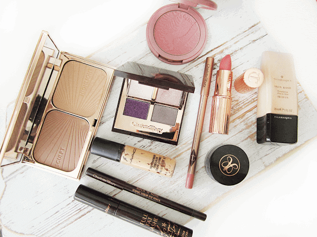 friday face of the day charlotte tilbury, tarte, anastasia, MAC, illamasqua