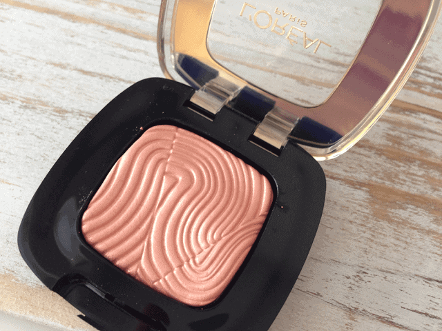 L'oreal color riche l'ombre pure mono eyeshadow