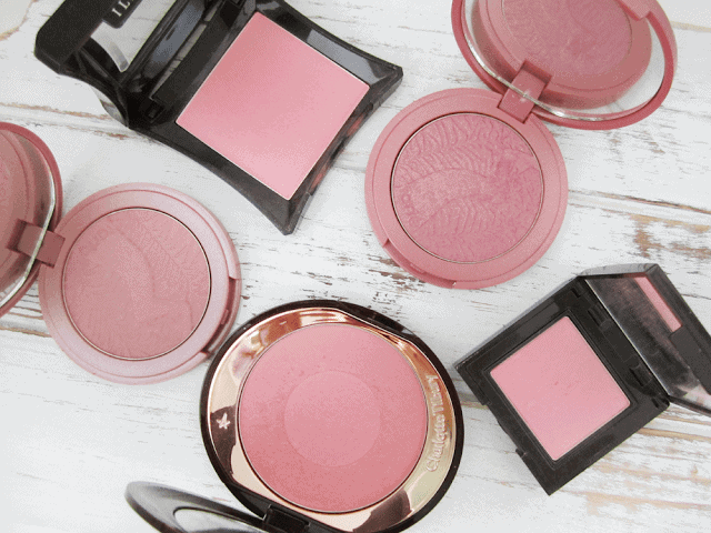 Five Blushes for Fall 2015