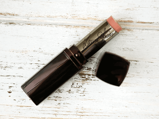 Laura Mercier Lip Parfait in Amaretto Swirl review+swatch