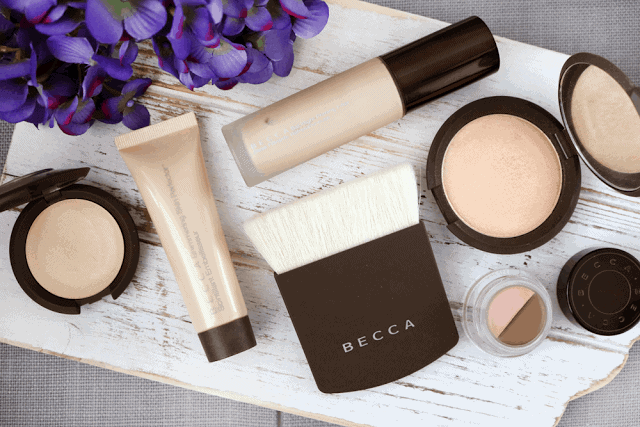 Becca Cosmetics Shimmering Skin Perfector, The One Perfecting Brush, Backlight Priming Filter, Champagne Pop, Jaclyn Hill for Becca