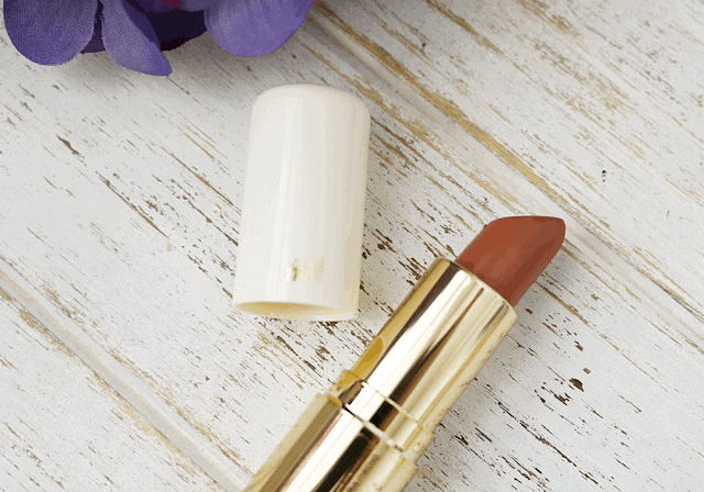 H&M Beauty 2015 Range Review Cream Lipstick in Cream Chestnut