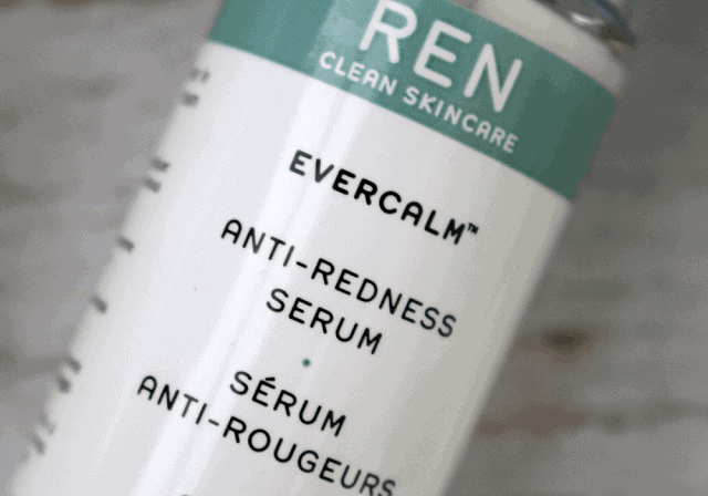 REN Evercalm Anti-Redness Serum Review