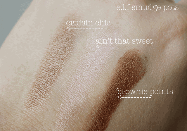 Smudge Pot Cream Eyeshadow by e.l.f. #17