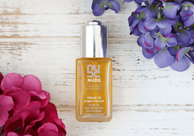 NUDE ProGenius Omega Treatment Rescue Oil