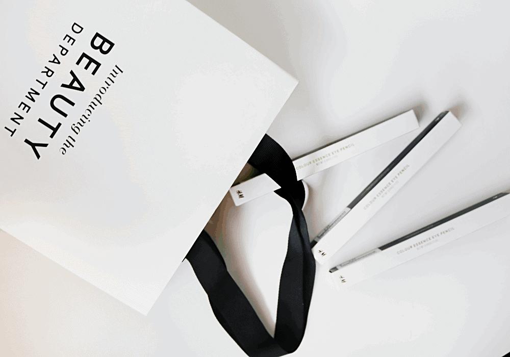 Revisiting H&M Beauty | The Colour Essence Eye Pencils