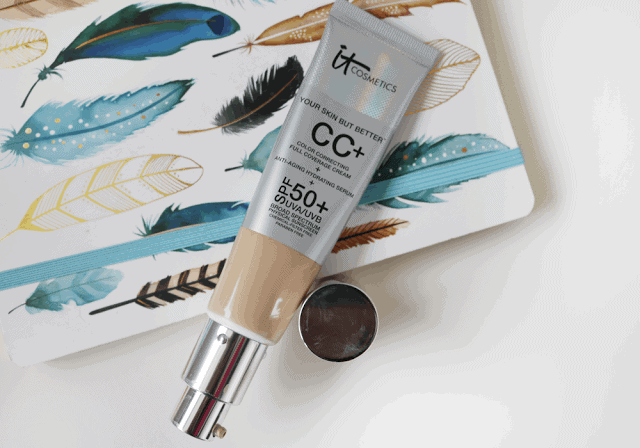 IT Cosmetics Your Skin But Better CC+ Color Correction Full Coverage Review