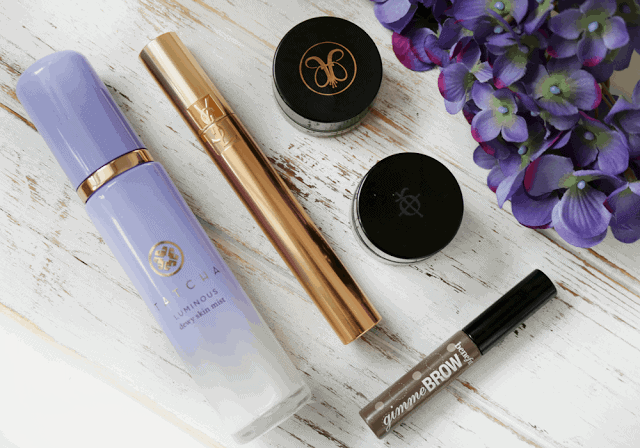 Putting High End Luxury Beauty Products to the test: Tatcha, YSL, Anastasia Beverly Hills, Illamasqua, Benefit,