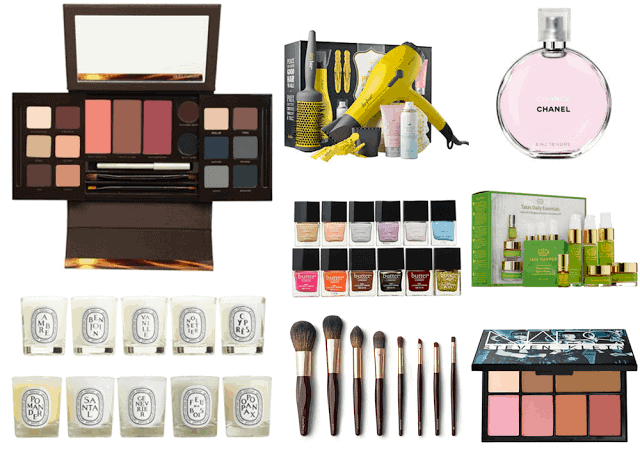 Over $75 Gift Guide: Laura Mercier, DryBar, Chanel, Nars, Tata Harper, Diptyque, Charlotte Tilbury, Butter London