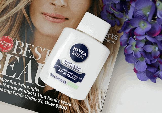 Men's Aftershave as a Face Primer?