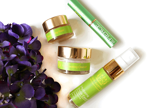 Tata Harper Natural Organic Sustainable Skincare Review and Giveaway