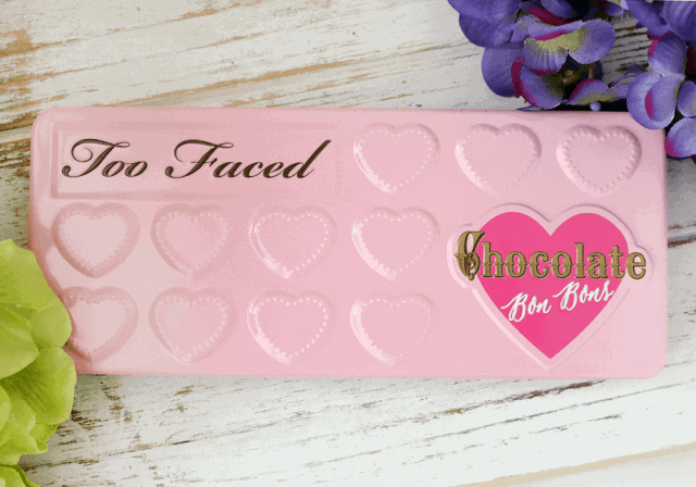 Too Faced Chocolate Bon Bons Palette review and swatches