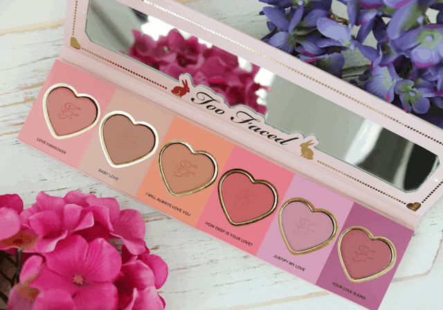 This Just In | Too Faced Love Flush Blush Wardrobe