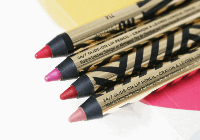 Urban Decay 24/7 Glide On Lip Pencils | The Gwen Stefani Collection