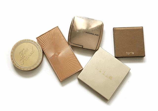 Five Favourites : Bronzers
