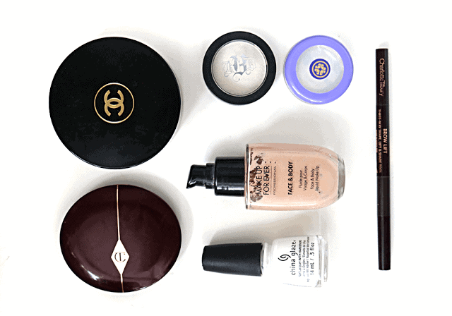 February 2016 Favourites: Chanel, Kat Von D, Tatcha, Charlotte Tilbury, Make Up For Ever, China Glaze